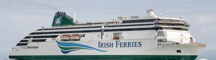 Irish Ferries Ulysses Holyhead