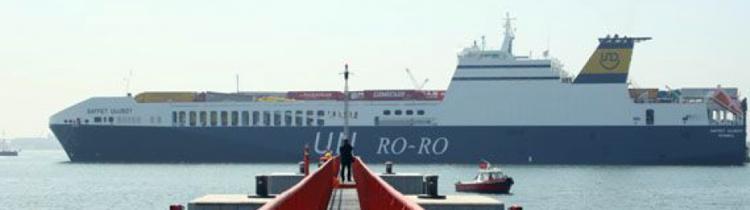 UN Ro-Ro ferry