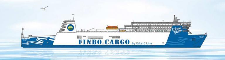 Eckero Line Finbo Cargo