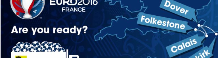 Закажите билеты на грузовые паромы на UEFA Франция 2016 года