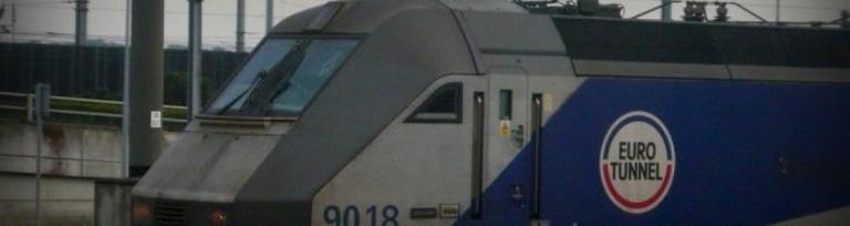 eurotunnel freight train