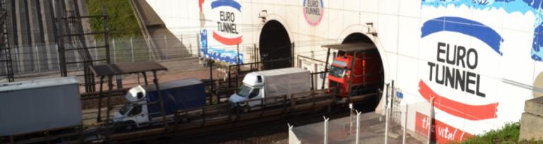 Евротуннель - Безопасность, Регистрация & Процедура погрузки