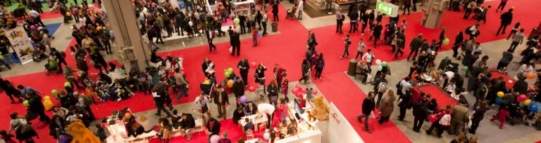 events such as product expos always require freight movement