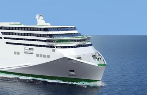 Irish Ferries New Cruise Ferry